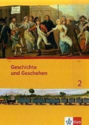 Geschichte und Geschehen / Schülerband 2 mit CD-ROM: Ausgabe für Hamburg, Nordrhein-Westfalen, Schleswig-Holstein