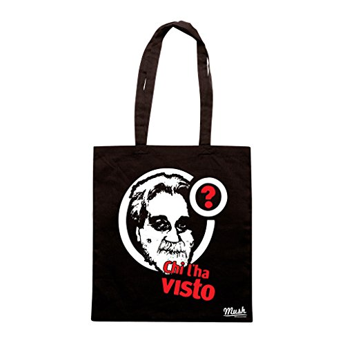 El Mayor Proveedor Gran Sorpresa Borsa SANREMO CHI LHA VISTO VESSICCHIO - Nera - FAMOSI by Mush Dress Your Style 2mBn3gft