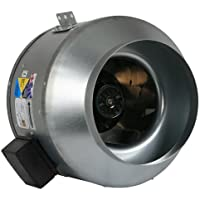 Fantech Indoor Inline Mixed Flow 10 in Fan FKD 10XL 1267 CFM