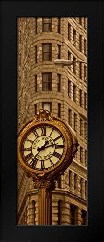 Flatiron Building Framed Art Print by Pica, Jeff ()