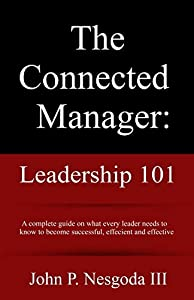 Sweepstakes: THE CONNECTED MANAGER: LEADERSHIP 101