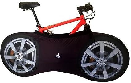 YISAMA Funda Bicicleta Decorativas, Funda Bici Para Interiores, Forro Para Bicicletas Motivo Llantas Yisama