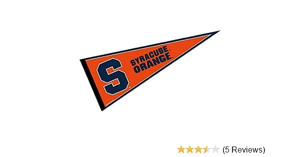 Syracuse University Deluxe Grommet Flag Orangemen NCAA Licensed 3/' x 5/'