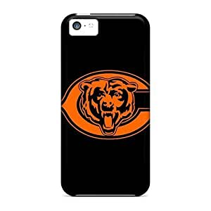 TYH - Rosesea Custom Personalized Ack19834DLCX Cases Covers, Fashionable Iphone 5c Cases - Chicago Bears ending phone case