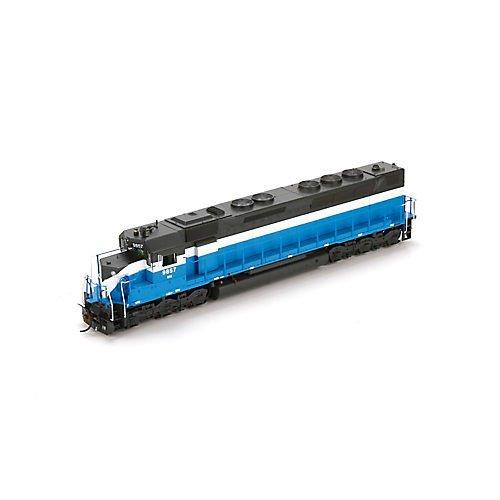 Athearn ATHG63660 HO SDP45 w/DCC & Sound, BN (Athearn Ho Locomotives)