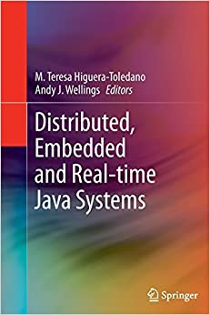 Book Distributed, Embedded and Real-time Java Systems (2014-04-12)