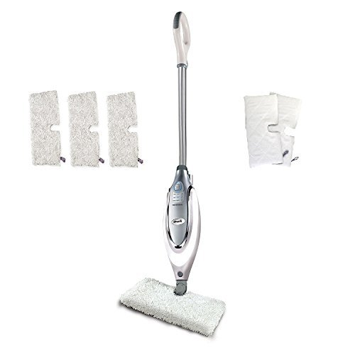 Shark Professional Steam Pocket Mop - With Shark Intelligent Steam