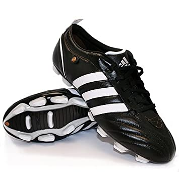 sports shoes f6f62 1ad9e Adidas Adipure TRX FG Football Boots Black Size UK 5.5 (38 2 3
