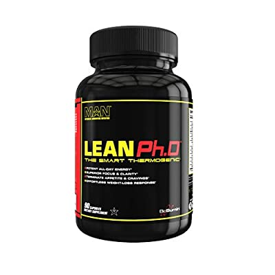 MAN Sports Lean Ph.D 90 Capsules