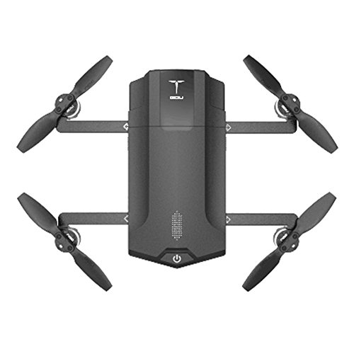 GDU O2 Drone FPV Sliding Arm Foldable Quadcopter with 4K HD Camera GPS & GLONASS Avoidance Sound Wave Positioning VS DJI Mavic Pro