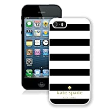 Most Popular Custom iPhone 5S Case Kate Spade New York Hard Plastic Phone Case For iPhone 5S Cover Case 4 White by icecream design