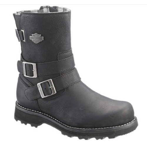 bdbcfed87 30%OFF Harley-Davidson Men s Parker 8-Inch Black Motorcycle Boots. D96041