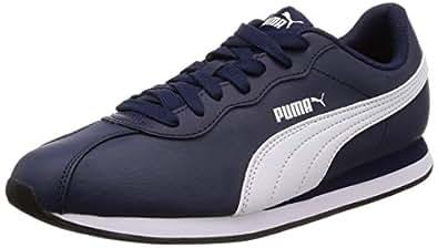 Puma Erkek Puma Turin Ii Moda Ayakkabı, Mavi, 40