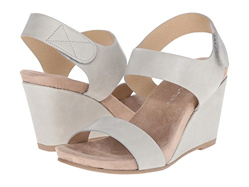 CL by Laundry Women's Tilly Off-White Night Cloud Wedge