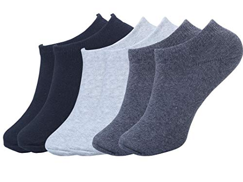 FABdon Men   Women Solid Low Cut Socks