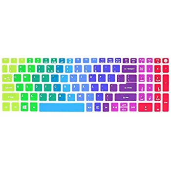 Keyboard Cover Compatible 15.6