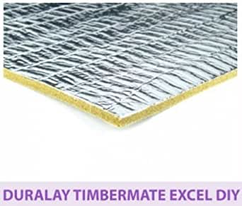 Duralay timbermate excel diy for 6mm wood floor underlay