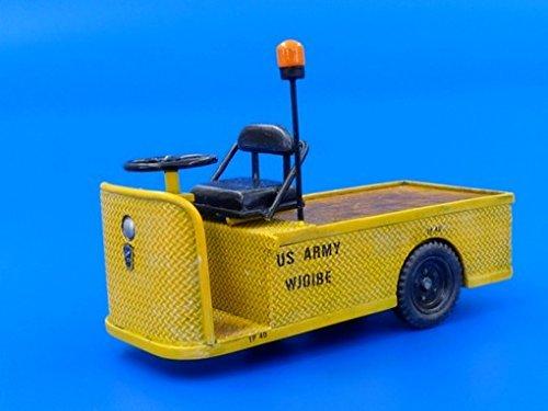 プラスモデル1 : 35アメリカ電動カートc4 – 32 Mule – 樹脂PEモデルキット# 470 B01LYGLUPK