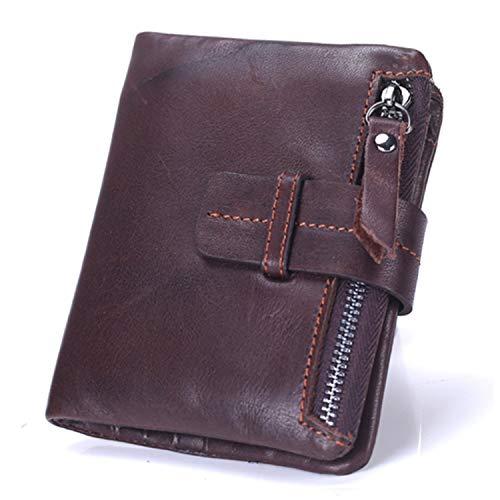 New men wallets dollar price purse Genuine leather wallet card holder  designer clutch business mini wallet 0c9cf9a4b10bd