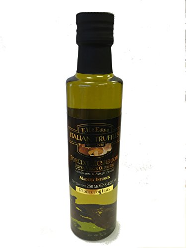 Elle Esse - Porcini Mushroom Extra Virgin Olive Oil - 250mL