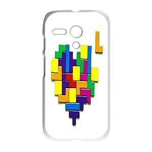 Motorola Moto G Phone Case Tetris SA84884