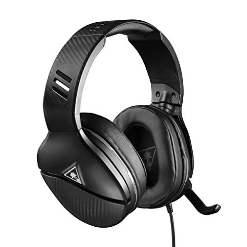 Turtle Beach Recon 200 Amplified Gaming Headset for Xbox One, PS4 and PS4 ()