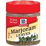 Specialty Herbs & Spices Marjoram Leaves - 6 Pack