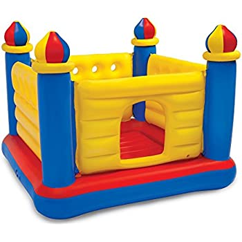 Amazon.com: Intex Hinchable Jump-o-lene bola Pit Castillo ...