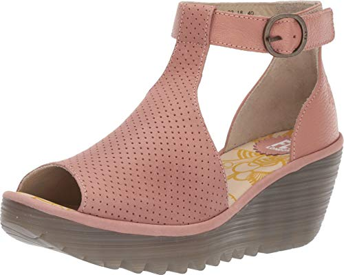- FLY London Women's YALL962FLY Rose Cupido/Mousse 40 M EU