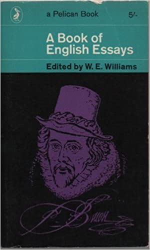 a book of english essays pelican books w e williams amazoncom  a book of english essays pelican books w e williams amazoncom books