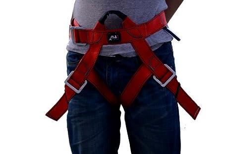 Arnés de escalada, salvo Alisable cinturones para montañismo ...