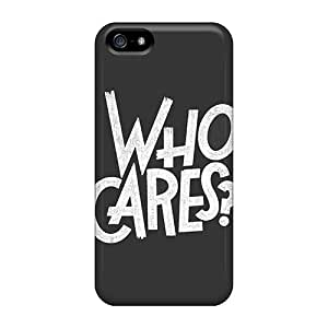 For Iphone 5/5s Protector Case Who Cares Phone Cover