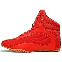 Ryderwear Raptors D-Maks Gym Shoes Red