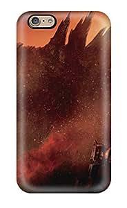 CaseyKBrown Iphone 6 Hybrid Tpu Case Cover Silicon Bumper Godzilla