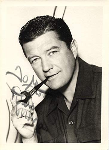 Dennis Morgan Photograph Signed At Amazon S Entertainment Collectibles Store