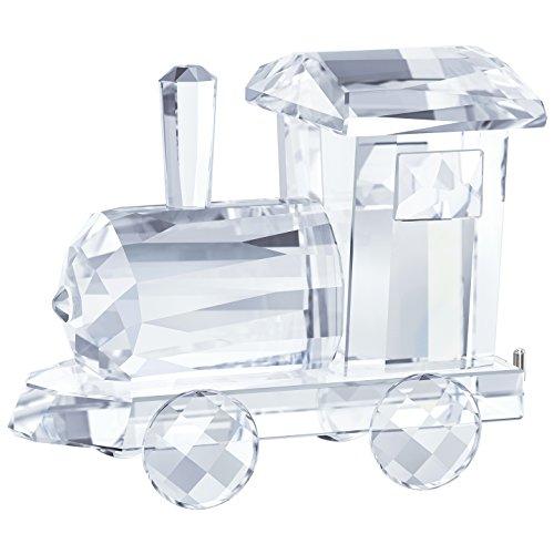 """Swarovski Crystal """" LOCOMOTIVE"""" Figurine New 2018"""