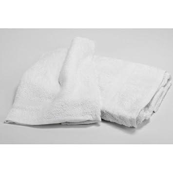 Viso toallas Bidet blanco Tintaunita-Toalla de algodón Cristina-art: Amazon.es: Hogar