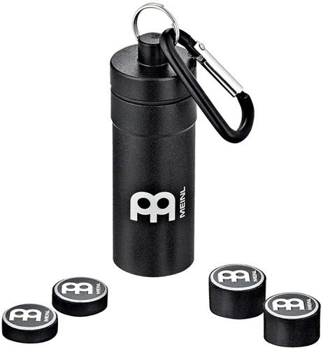 Meinl Cymbals MCT Tuners for Cymbal Dampening Effects, Pack of 4 Magnets with Different Strength, inch (