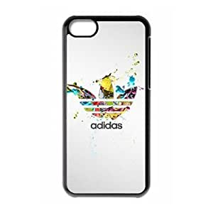 Adidas Logo_004 For iphone 5c Cell Phone Case Black pu1m0h_7597266