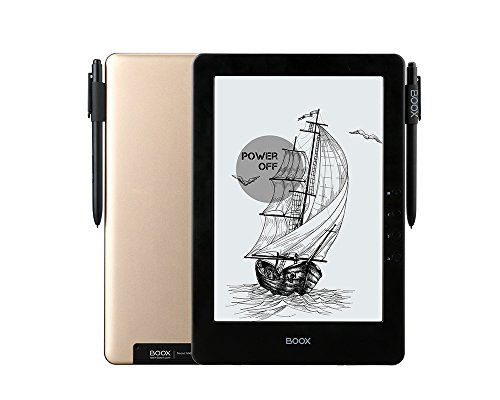BOOX E-reader 9.7'' E Ink Carta Display FrontLight E-book Reader w/Google Play Audio Book by BOOX