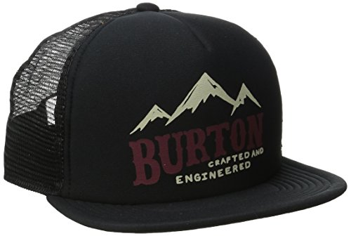 Burton Men's I-80 Trucker Hat, True Blac - Burton Black Hat Shopping Results
