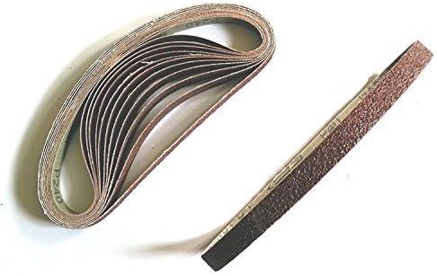 grano 240 48/unidades bandas de lija //–/13/x 451/mm//–/grano de 8/x grano 40, grano 60, grano 80, grano 120, grano 180,//lija y bandas bandas de lija
