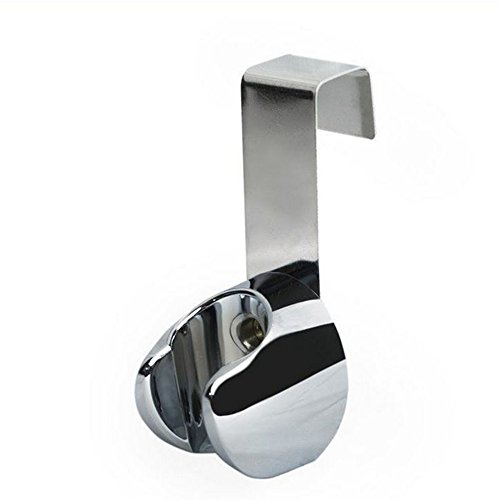 HOMEDEC Bidet Sprayer Holder Toilet Bathroom Attachment Hanging Bracket for Handheld Shower Wand, Diaper Sprayer