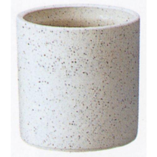エフプランター 鉢カバー-ケプラシリーズK7-M-ホワイト-8号鉢用 B0051LNBOA