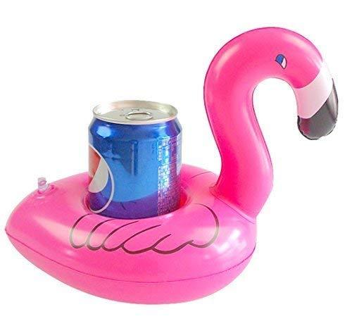 Amazon.com: Flotador Hinchable Bebida Titular Coaster ...