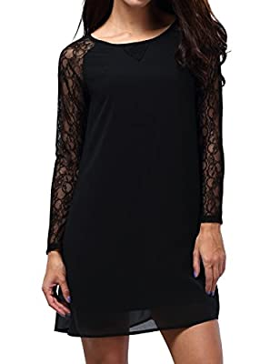 Bepei Dress, Women Lace In Point Chiffon Cocktail Clubwear