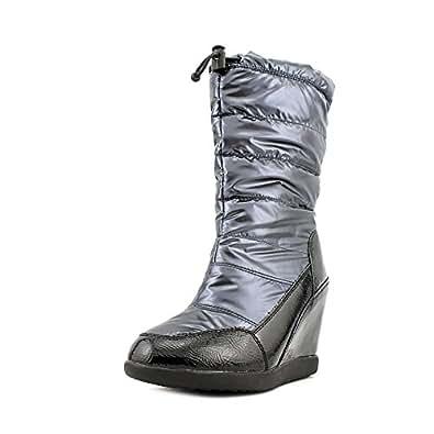 Amazon.com | Cougar Women's Gander Boot, Gunmetal, 11 M US