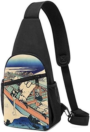 常州牛堀 斜め掛け ボディ肩掛け ショルダーバッグ ワンショルダーバッグ メンズ 多機能レジャーバックパック 軽量 大容量