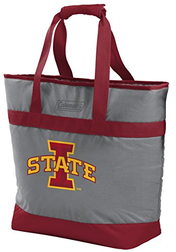 Rawlings NCAA Iowa State Cyclones Unisex 07883031111NCAA 30 Can Tote Cooler (All Team Options), Blue, X-Large
