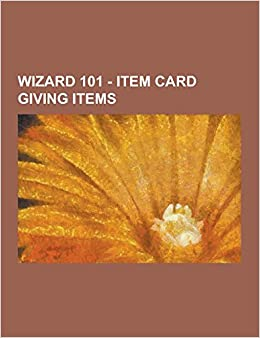 Wizard 101 - Item Card Giving Items: Amulets, Item Card Giving